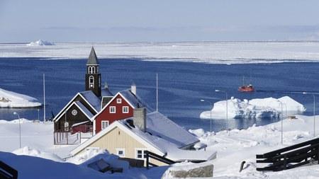 Arctique, la vie en nord par Jacques Ducoin