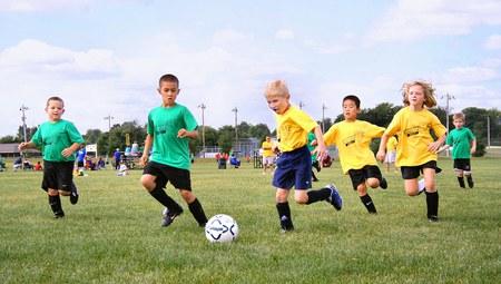 Foot : tournoi des jeunes