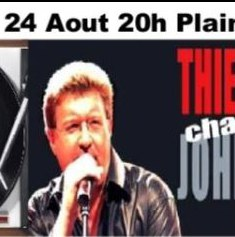 Thierry Luthers chante Johnny
