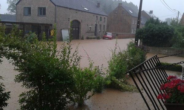 coulée boue